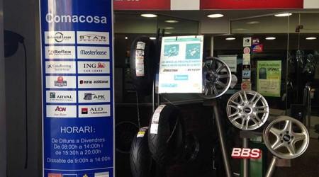 Neumáticos Comacosa Paral·lel