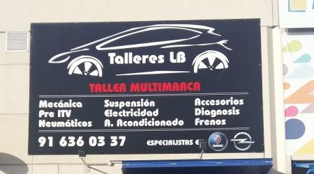 Taller LB Las Rozas