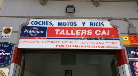 Talleres Cai